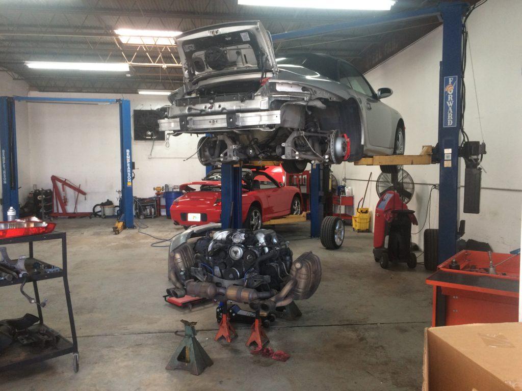 European German car repair